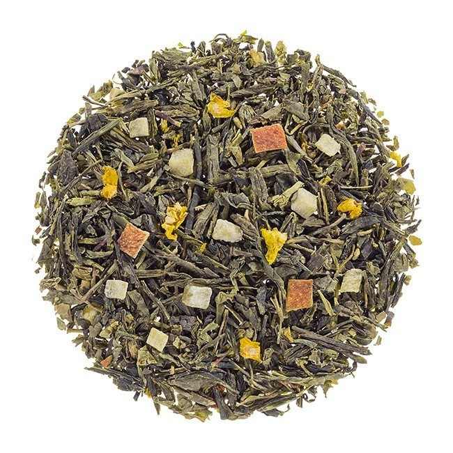 losse-thee-tea4you-Sencha Sinaasappel-31