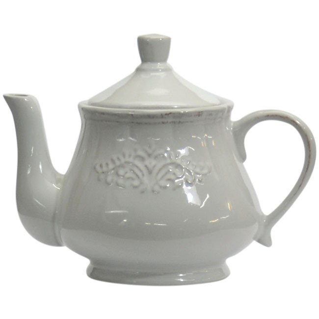 losse-thee-tea4you-Theepot Charlene wit-32