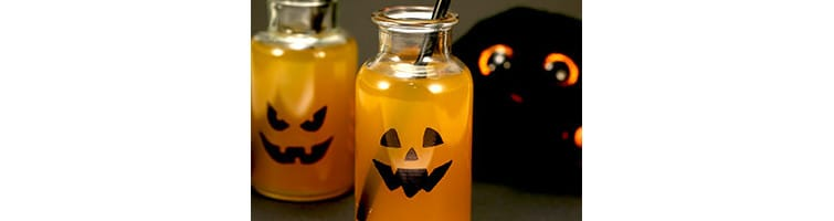 Halloween Punch Pumpkin Colada